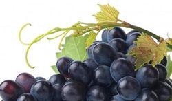Des raisins et des myrtilles pour garder la forme