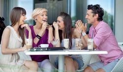Conversation : quatre personnes, c'est la limite pour le cerveau