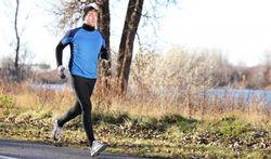 Courir dans le froid : le corps doit d'abord s'adapter