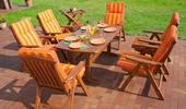 Comment bien nettoyer ses meubles de jardin ?