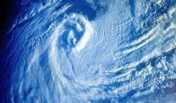 Des cyclones dans une bulle de savon (vidéo)