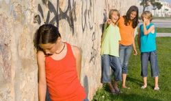 Harcèlement à l'école : une profonde souffrance