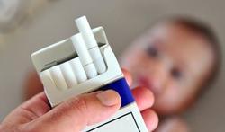 Tabaksrook maakt kinderen hyperactief