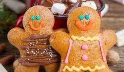 Biscuits : la recette des gingerbread men