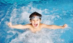 Enfant sportif : un cerveau plus efficace