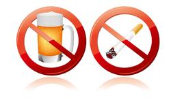 Arrêter de fumer : plus facile si on boit moins d'alcool