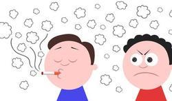 Drie keer meer kans op COPD door meeroken