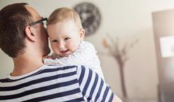 Zijn kinderen die op hun vader lijken gezonder?