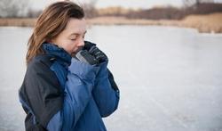 Vidéo - Pourquoi a-t-on plus froid quand il y a du vent ?