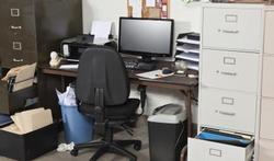 Les microbes colonisent les bureaux… des hommes