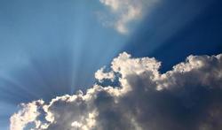 Temps couvert : méfiez-vous des coups de soleil !