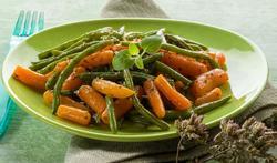 Légumes croquants : essayez la cuisson à l'anglaise
