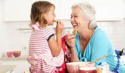 Fille et petits-enfants : l'importance de la grand-mère