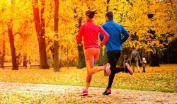 Courir : une heure par semaine, c'est très bien