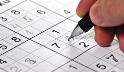 Mots croisés, sudoku… : pour un cerveau plus jeune !