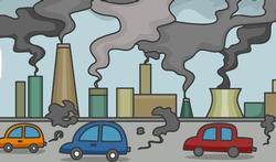 Luchtvervuiling ook schadelijk voor het ongeboren kind