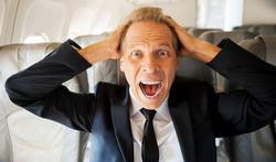Vidéo - La peur en avion