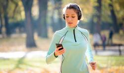 Exercice physique : oubliez votre smartphone !