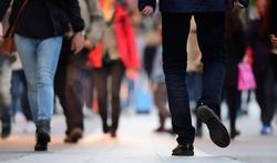 Poids : marcher un peu plus pour ne pas grossir