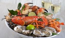 Comment dresser un plateau de fruits de mer ?