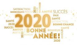 10 résolutions pour 2020 : à vous de choisir !