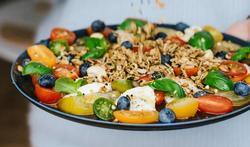Tomates, mozzarella di bufala, GR'EAT Glory