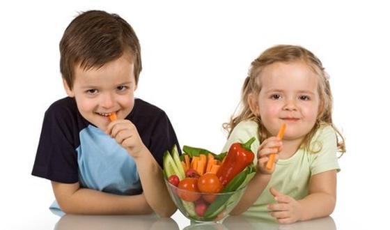Quelle quantité de légumes pour un enfant ? | PassionSanté.be