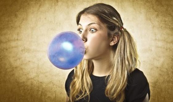 macher du chewing gum fait grossir ou maigrir