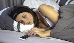 Le bandeau qui aide à mieux dormir