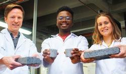 De l'urine humaine pour fabriquer des briques
