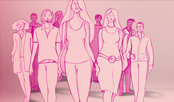 Pink Ribbon lanceert zeven wandelingen naar aanleiding van De Roze Mars