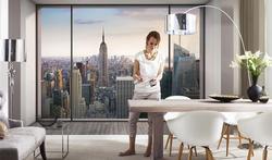 Décoration :  l'effet étonnant du papier peint panoramique