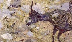 Préhistoire : découverte de la plus ancienne scène de chasse