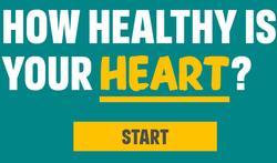 Werelddag van het hart: Bereken uw hartleeftijd