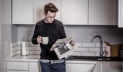 Fruits, frigo, barbecue, jardin... : 5 usages inédits du papier journal