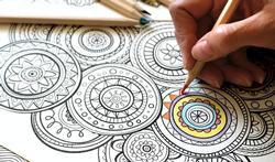 Le coloriage, un vrai traitement anti-stress pour les adultes