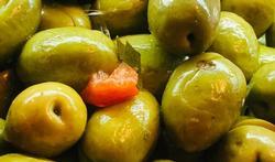 Recette - Olives marinées