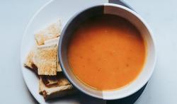 Recette - Velouté de carottes aux agrumes et  au curcuma