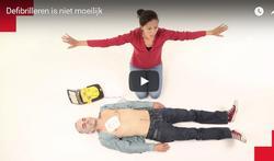 Video: Defibrilleren is niet moeilijk