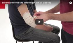 Video: Scharnierverband aanbrengen aan elleboog