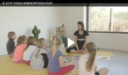 Start 2 Yoga - les 7: kinder duo yoga