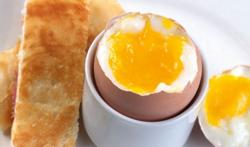 Un œuf par jour, c'est bon pour le cœur